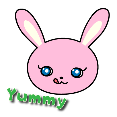 Sticker pack Lovely Bunny Mimi messages sticker-3