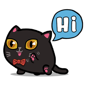 Fancy Cats - Puzzle & Kitties messages sticker-0