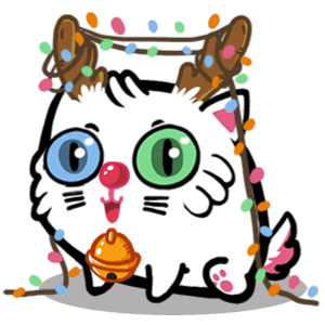 Fancy Cats - Puzzle & Kitties messages sticker-5