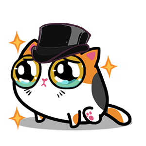 Fancy Cats - Kitty Collector messages sticker-8