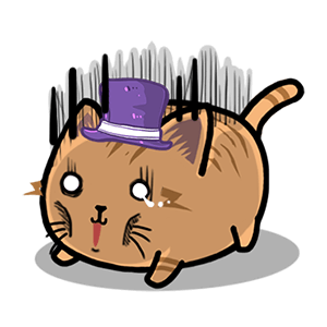 Fancy Cats - Kitty Collector messages sticker-2