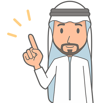 Muslimoji man messages sticker-8