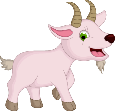 Goat Cute - Best Goat Stickers messages sticker-4