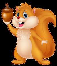 SquirrelMoji - Emoji And Stickers messages sticker-1