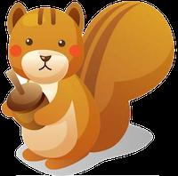 SquirrelMoji - Emoji And Stickers messages sticker-6