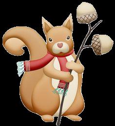 SquirrelMoji - Emoji And Stickers messages sticker-8