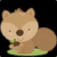 SquirrelMoji - Emoji And Stickers messages sticker-11