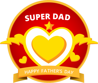 Father's Day Stickers #1-Illustrated and Photo Art messages sticker-10