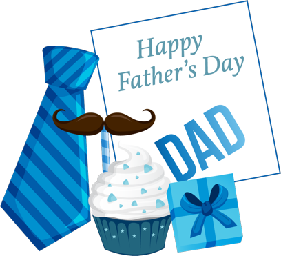 Father's Day Stickers #1-Illustrated and Photo Art messages sticker-4