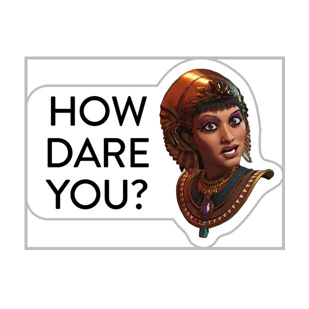 Sid Meier's Civilization® VI messages sticker-4