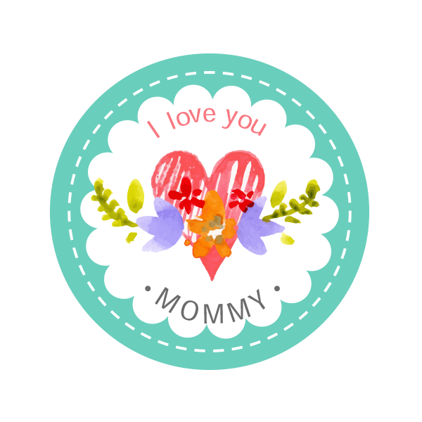 Cute Mother's Day Sticker - Stickers for iMessage messages sticker-0