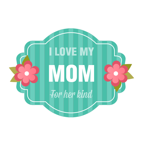 Cute Mother's Day Sticker - Stickers for iMessage messages sticker-9