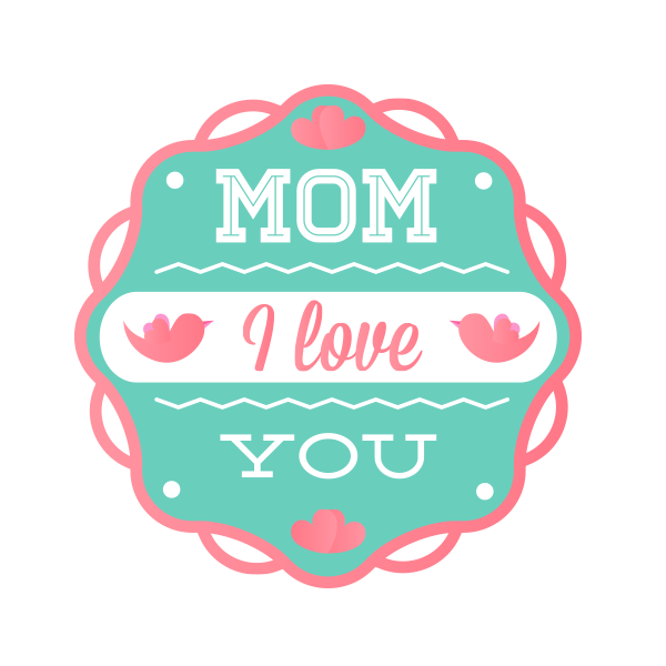 Cute Mother's Day Sticker - Stickers for iMessage messages sticker-7