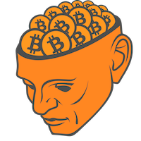 BitChain - Bitcoin Stickers messages sticker-3