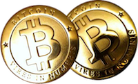 BitChain - Bitcoin Stickers messages sticker-7