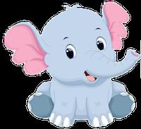 ElephantMoji - Best Elephant Emoji & Stickers messages sticker-6