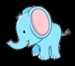 ElephantMoji - Best Elephant Emoji & Stickers messages sticker-2