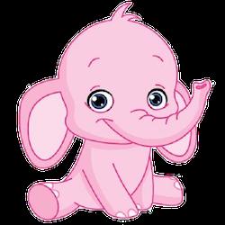 ElephantMoji - Best Elephant Emoji & Stickers messages sticker-4