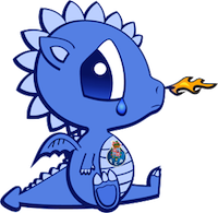 DragonT - Best Dragon Emoji And Stickers messages sticker-1