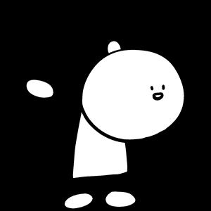 Sticker that conveys emotion violently messages sticker-8