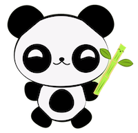PandaMoji - Cute Emoji & Stickers messages sticker-8