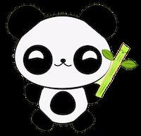 PandaMoji - Cute Emoji & Stickers messages sticker-8