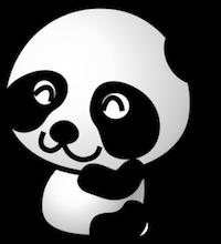 PandaMoji - Cute Emoji & Stickers messages sticker-2