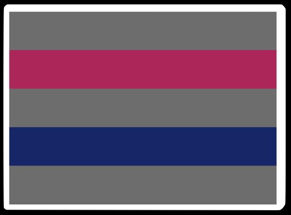 PrideNotPrejudice Solidarity Flags messages sticker-2