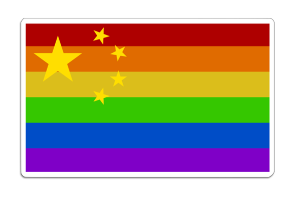 PrideNotPrejudice Solidarity Flags messages sticker-9