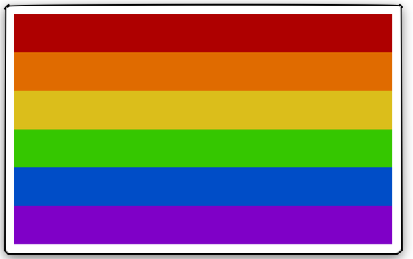 PrideNotPrejudice Solidarity Flags messages sticker-11