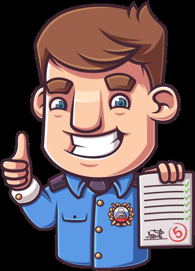 Экзамен ПДД  2017 - Билеты ГАИ messages sticker-1