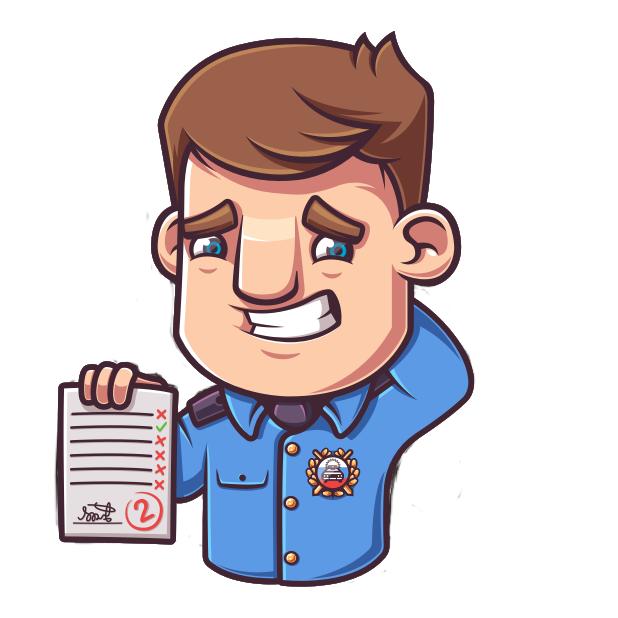 Экзамен 2018 ПДД - Билеты ГАИ messages sticker-0