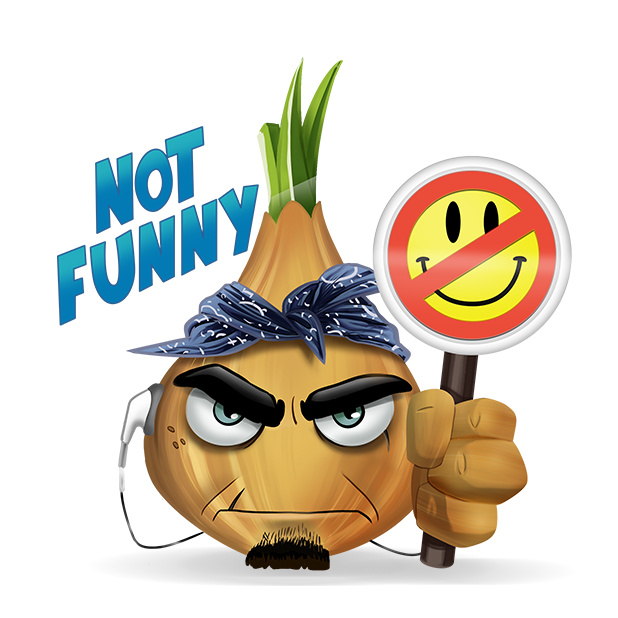 Wasted Veggies: Norman messages sticker-7