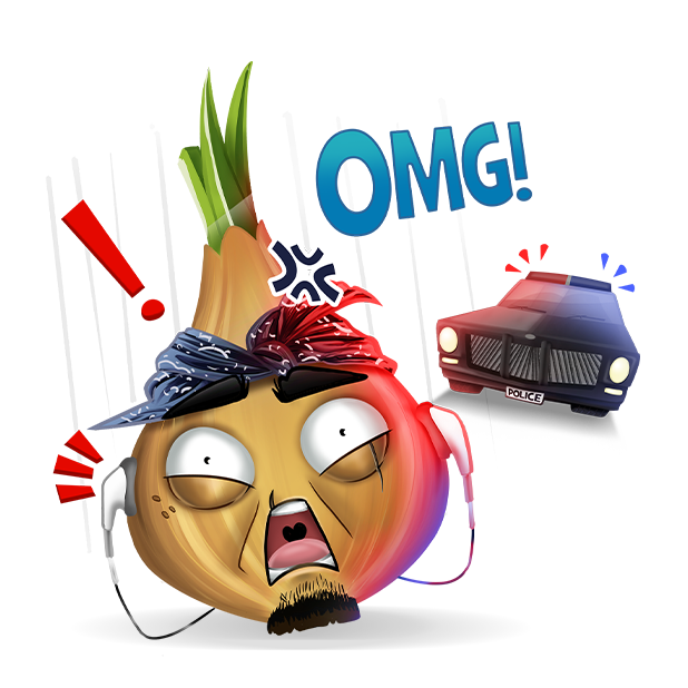 Wasted Veggies: Norman messages sticker-2