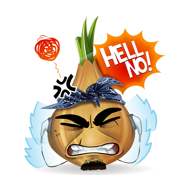 Wasted Veggies: Norman messages sticker-11