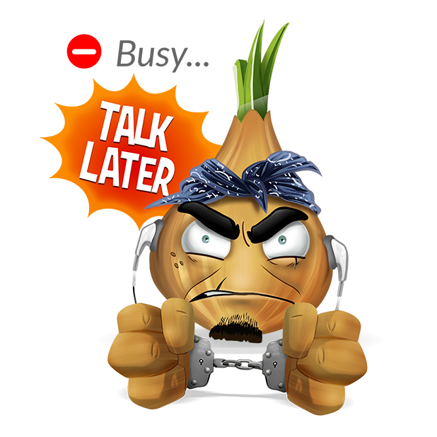 Wasted Veggies: Norman messages sticker-9