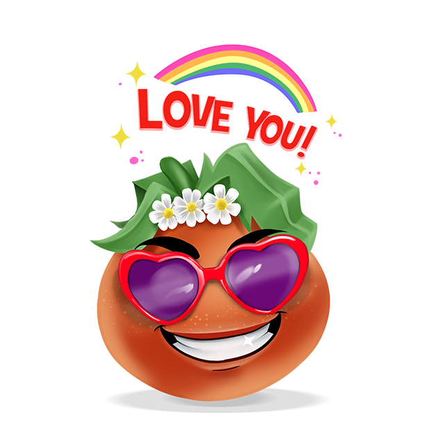 Wasted Veggies: Hero and Nina messages sticker-5