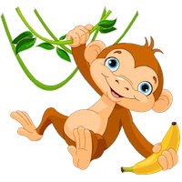 MonkeyCute - Cute Monkey Emoji And Stickers messages sticker-10