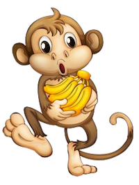 MonkeyCute - Cute Monkey Emoji And Stickers messages sticker-11