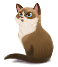 Cat Cute - Awesome Emoji And Stickers messages sticker-10
