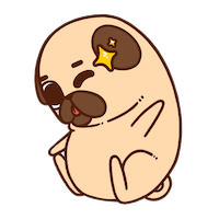 PuppyMoji - Awesome Emoji and Stickers messages sticker-11
