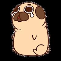 PuppyMoji - Awesome Emoji and Stickers messages sticker-10