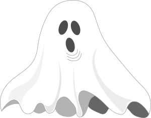 Paranormal Ghost Stickers messages sticker-7