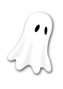 Paranormal Ghost Stickers messages sticker-6