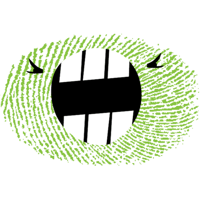 Fingerprint Me Stickers! messages sticker-8