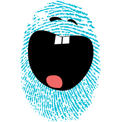 Fingerprint Me Stickers! messages sticker-0