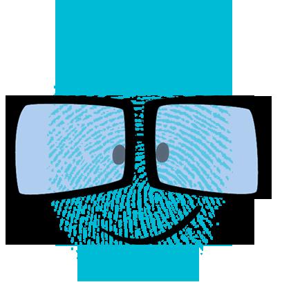 Fingerprint Me Stickers! messages sticker-1