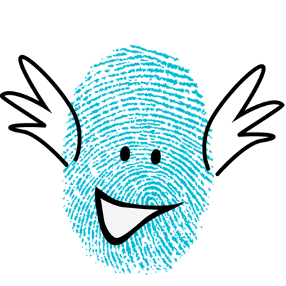 Fingerprint Me Stickers! messages sticker-10