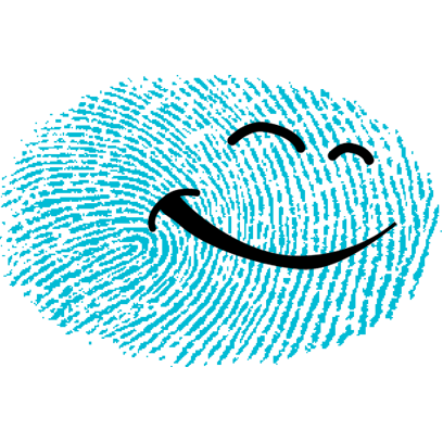 Fingerprint Me Stickers! messages sticker-9