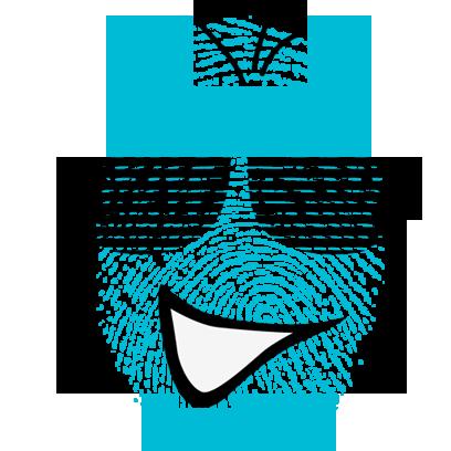Fingerprint Me Stickers! messages sticker-11